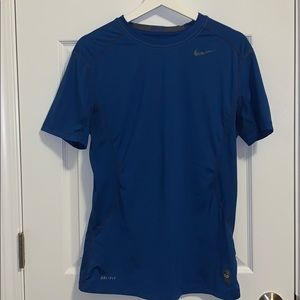 Nike Pro Combat Dri-Fit Fitted Shirt